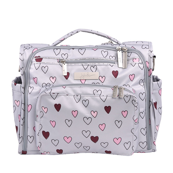 BFF Diaper Bag 媽媽包 (Happy Hearts)|媽媽包推薦