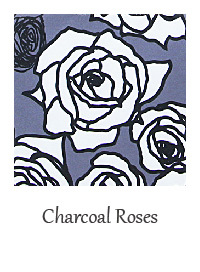 Charcoal Roses