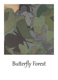 jujube Butterfly Forest 媽媽包